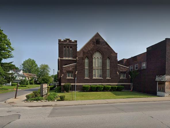 Mt. Nebo Missionary Baptist Church