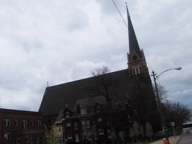 Holy Name Church Pantry
