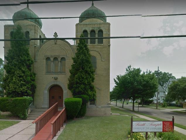 Faith Temple Church Of The Living God