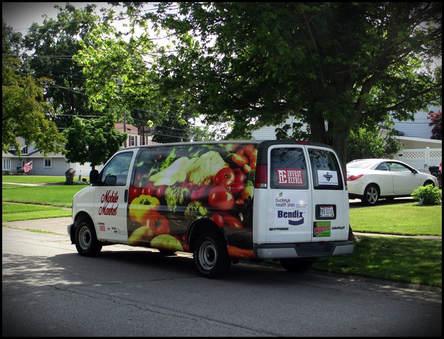 Invest Elyria Mobile Food Pantry