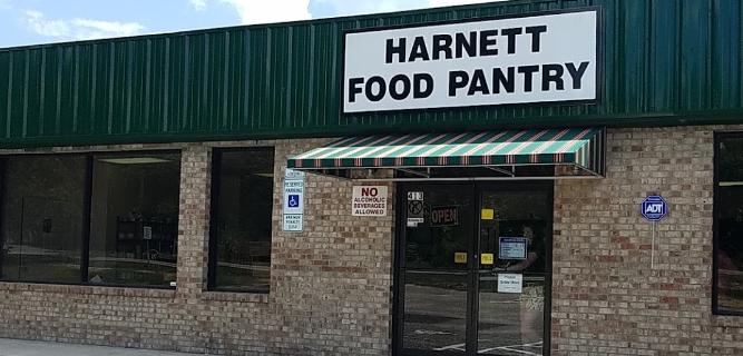 Harnett Food Pantry