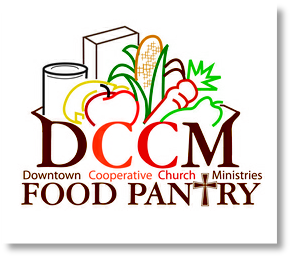 Downtown Churches Cooperative Ministries Food Pantry
