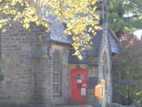 Saint Peter's Episcopal Love Kitchen