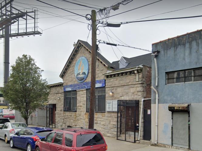 Spanish Washington Avenue Sda Church