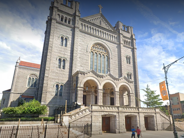 Basilica Of Our Lady Of Perpetual Help