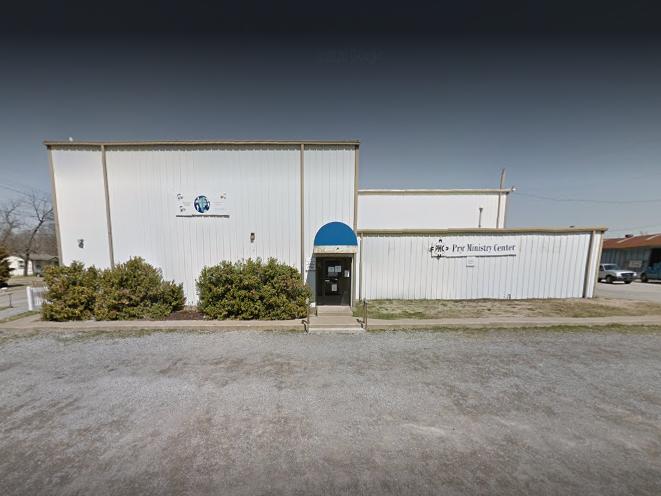 Pryor Ministries Center