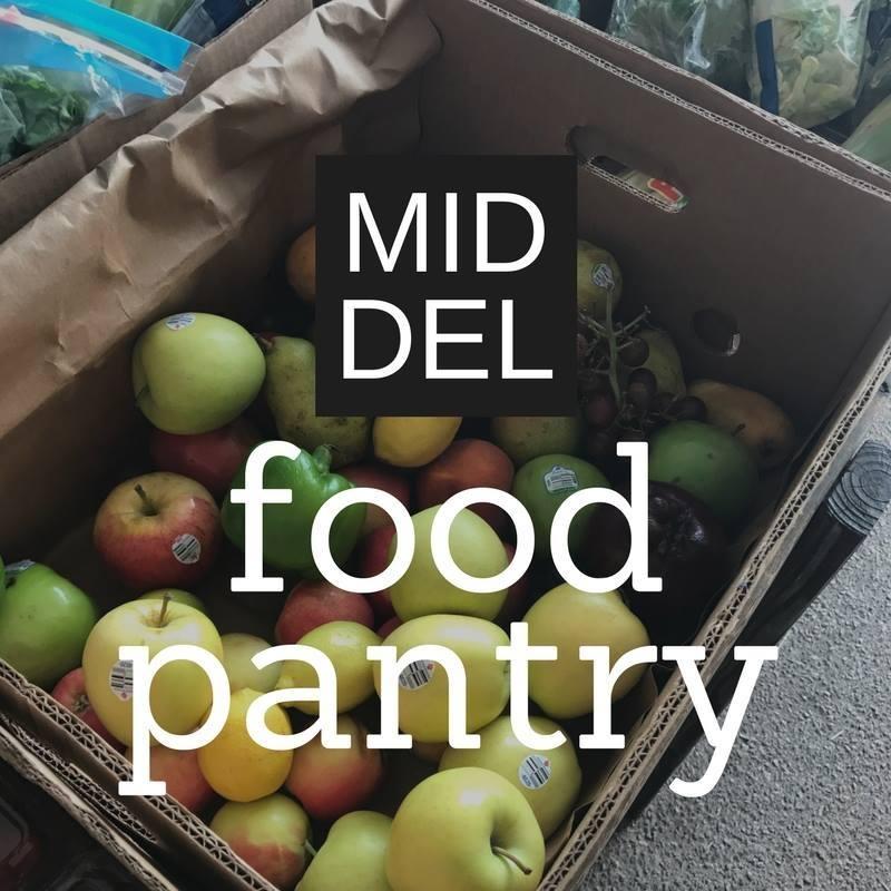 Mid Del Food Pantry