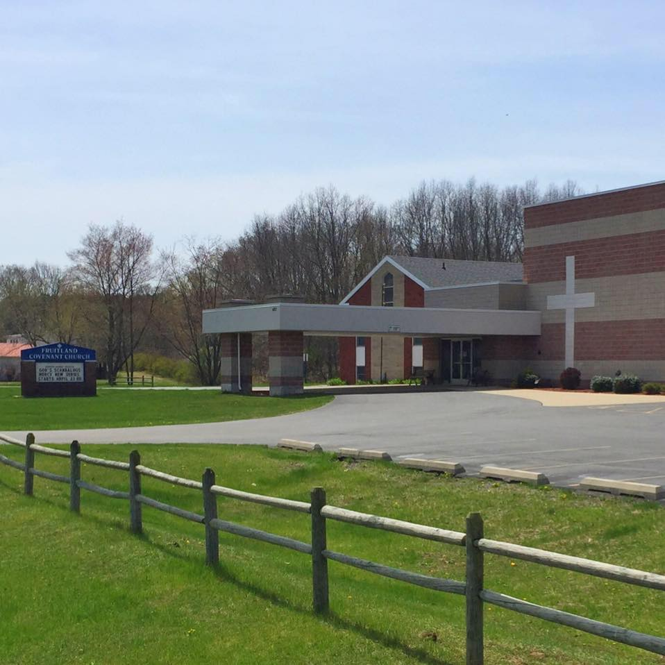 Fruitland Evangelical Covenant Church Food Pantry
