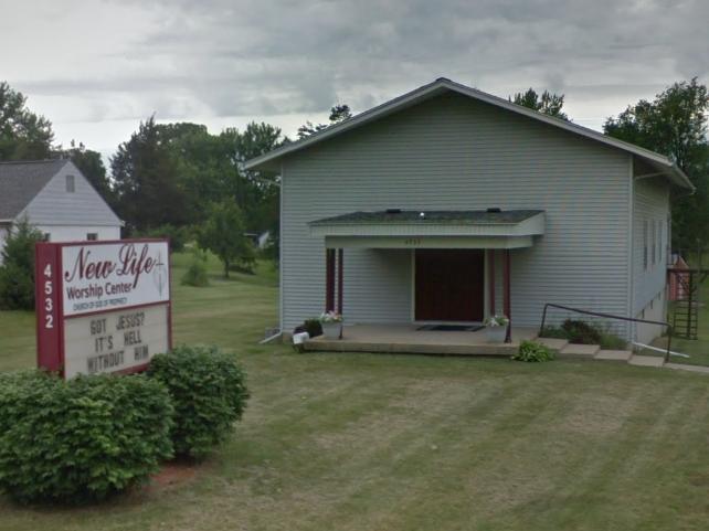 New Life Worship Center Church - Food Pantry