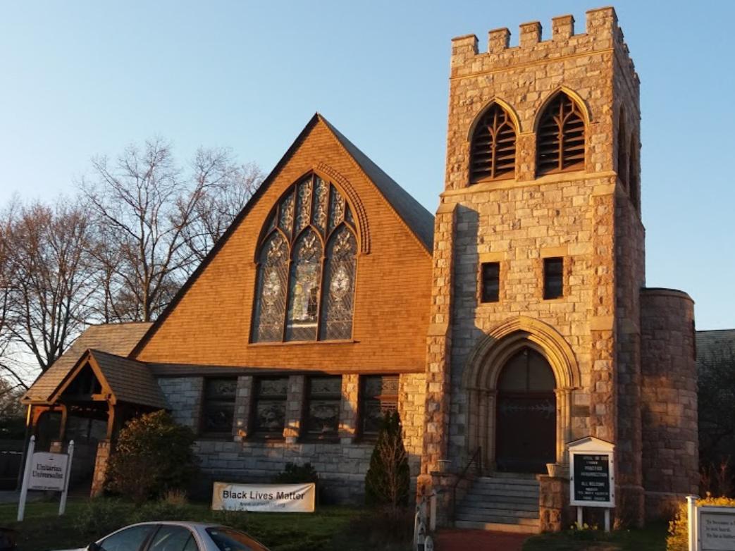 Unitarian Universalist Church Pantry