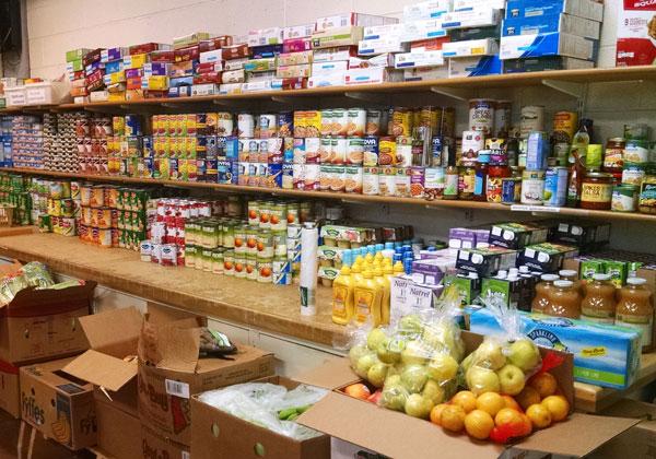 Sudbury Community Food Pantry