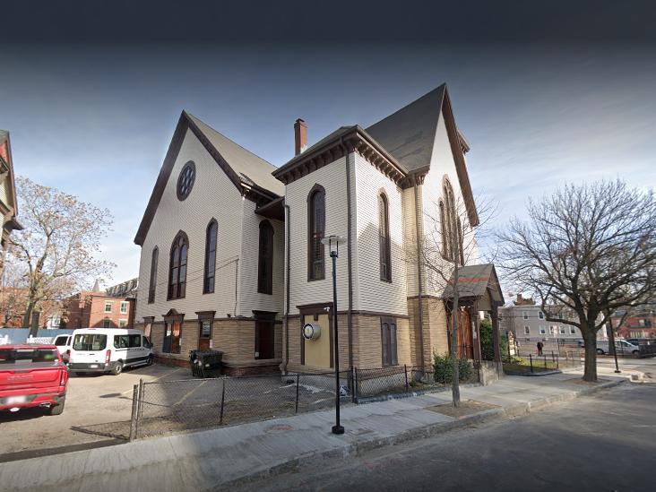 St Paul's AME Church Pantry