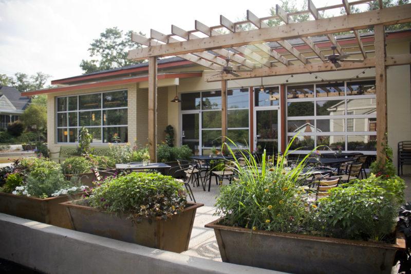 Fridge at Heirloom Cafe