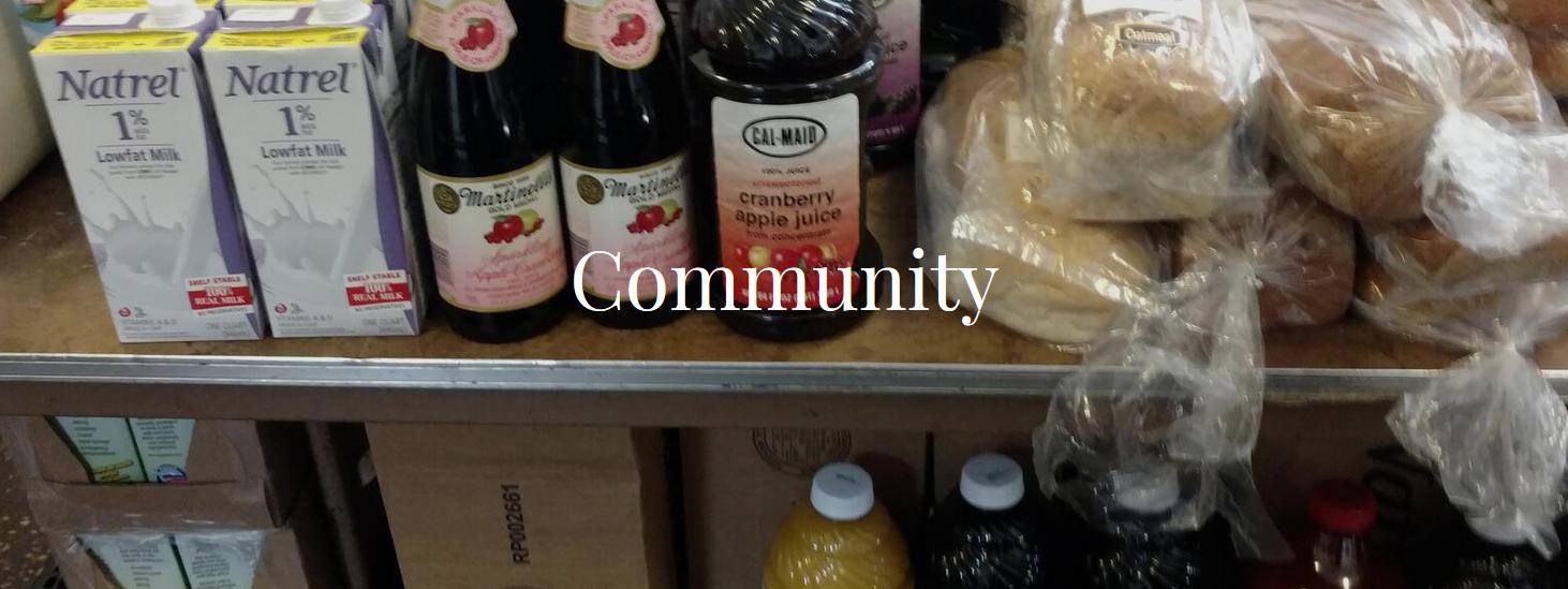 Chum - Our Savior's Lutheran Church Food Shelf