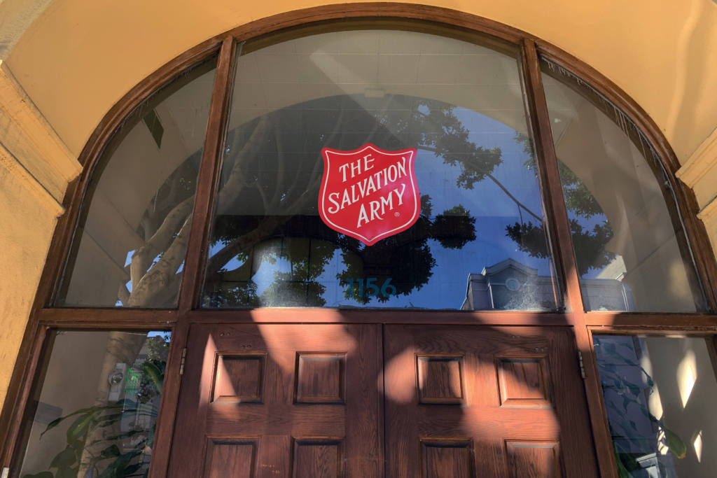 The Salvation Army Mission Corps Community Center