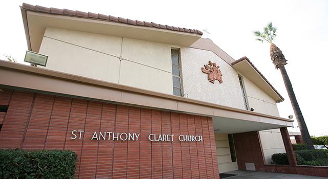 St. Anthony Claret Catholic Church