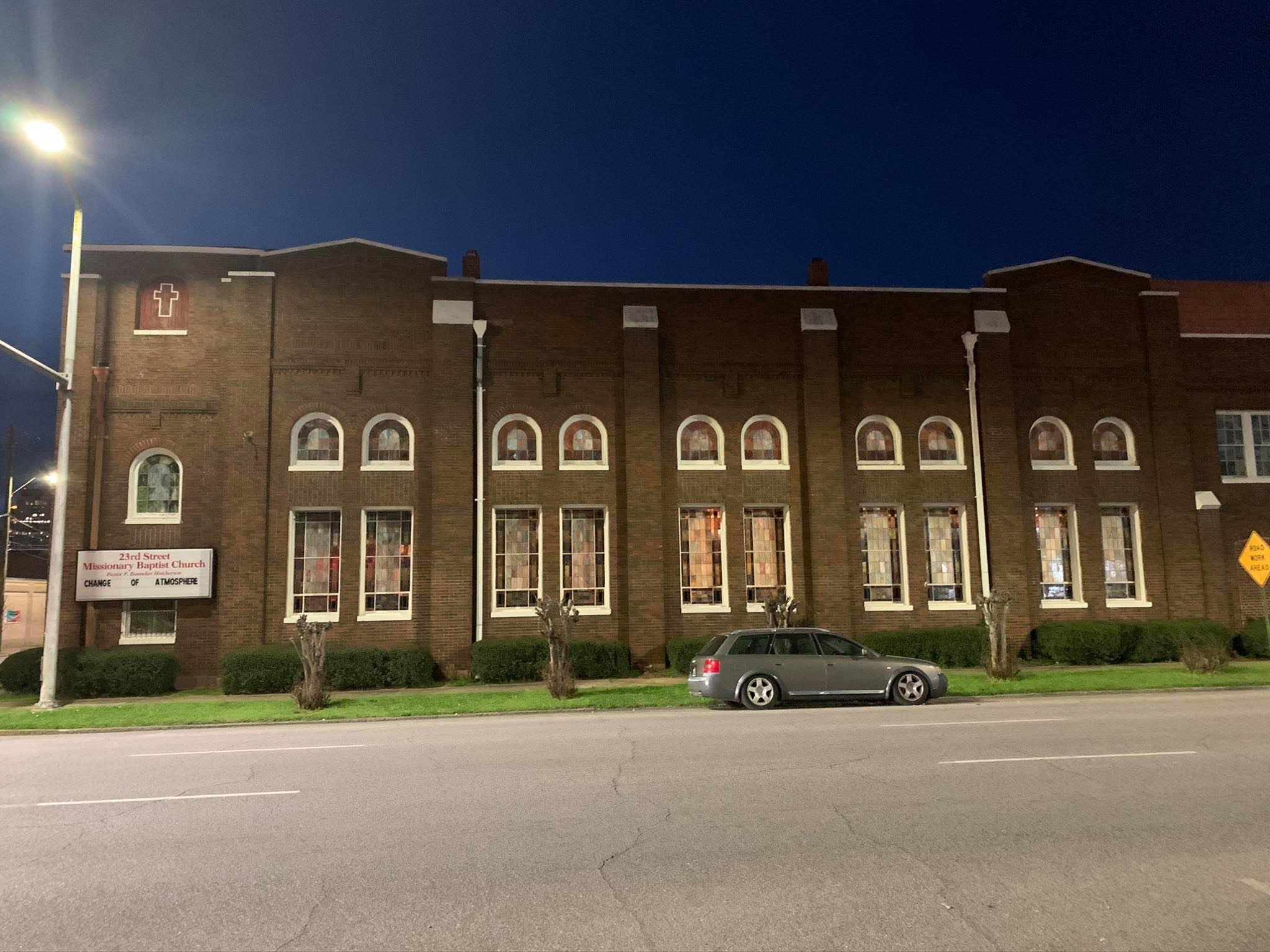 23rd Street Baptist Church - South