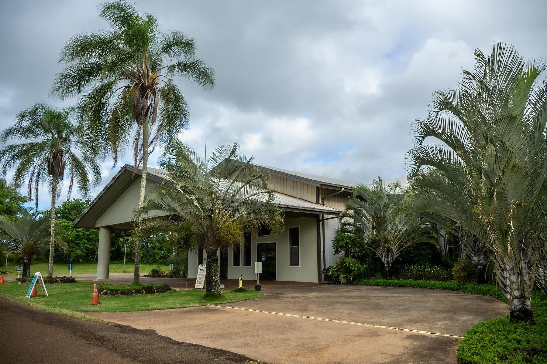 Aloha Church Food Pantry