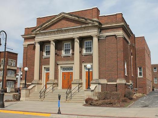 First Baptist Church Food Pantry