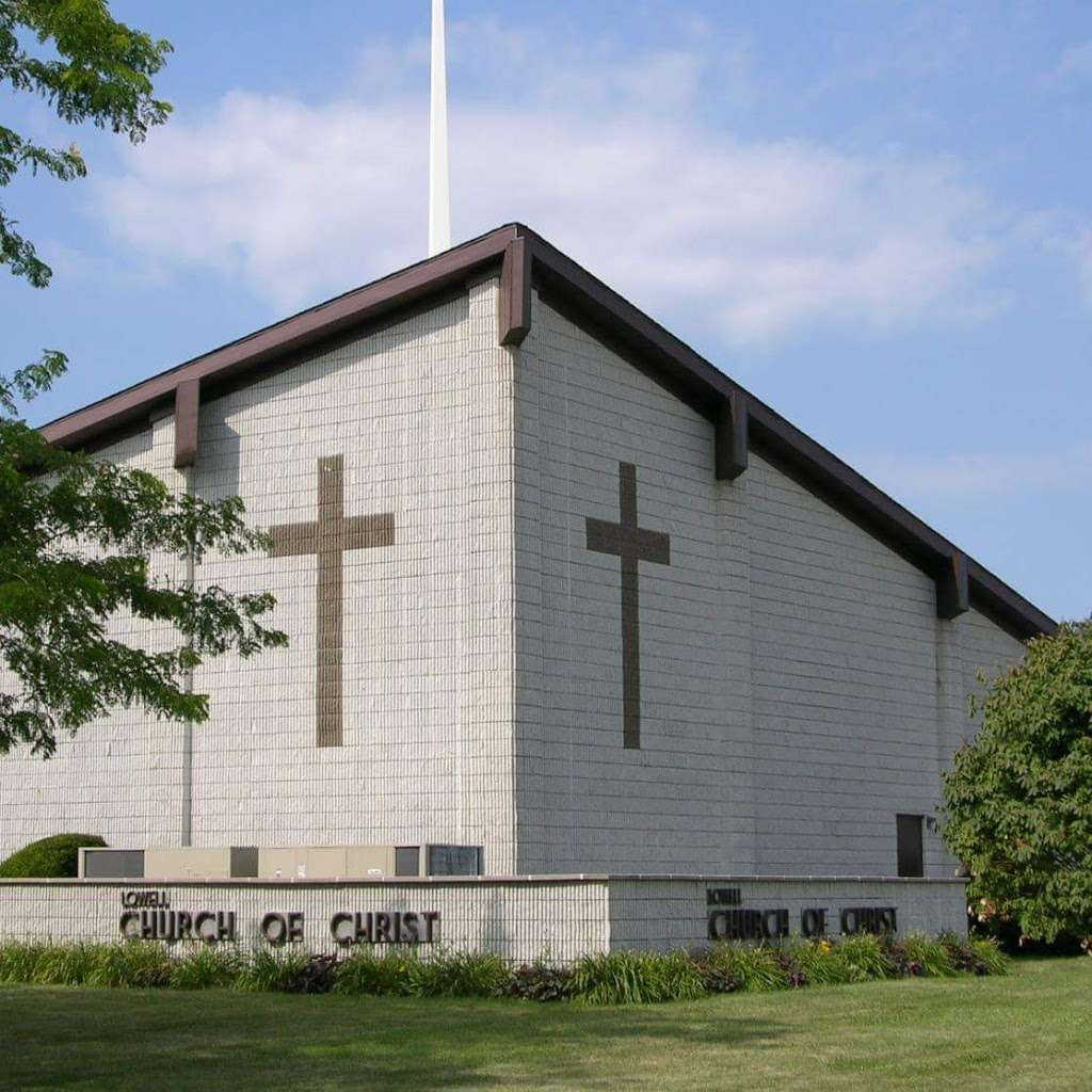 Lowell Church of Christ Food Pantry