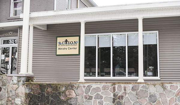 A.C.T.I.O.N. Ministry Center