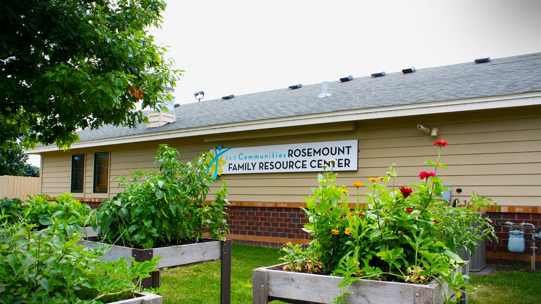 360 Communities - Rosemount Family Resource Center