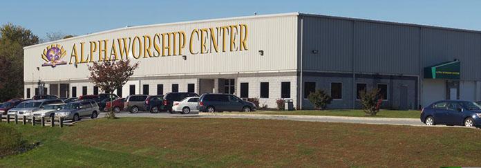 Alpha Worship Center Pantry of Hope