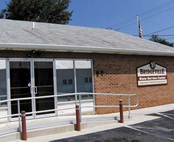 Bridgeville State Service Center