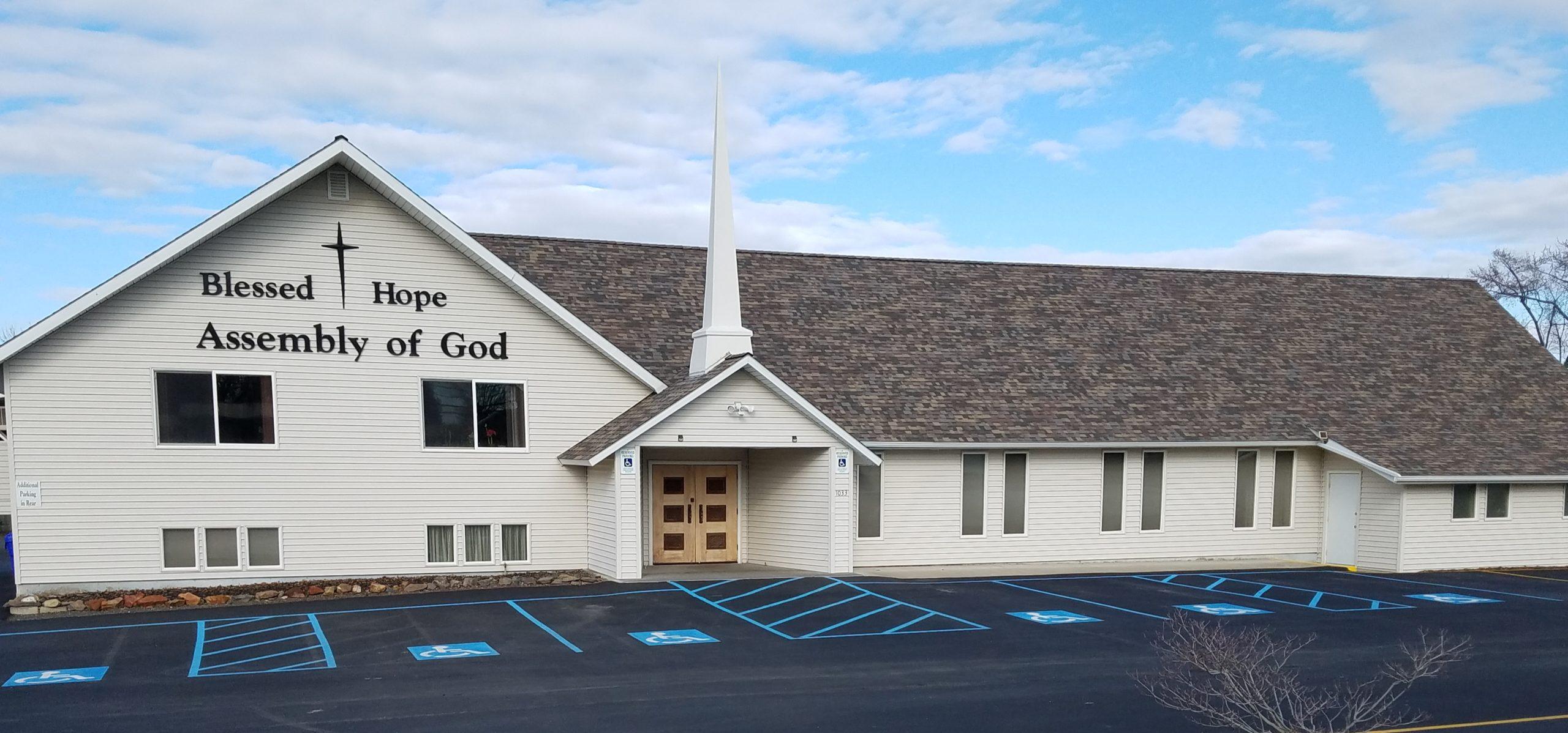Blessed Hope Assembly of God