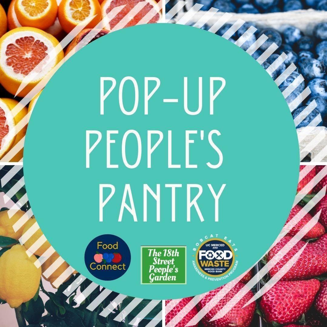 Pop-Up People's Pantry & Fridge