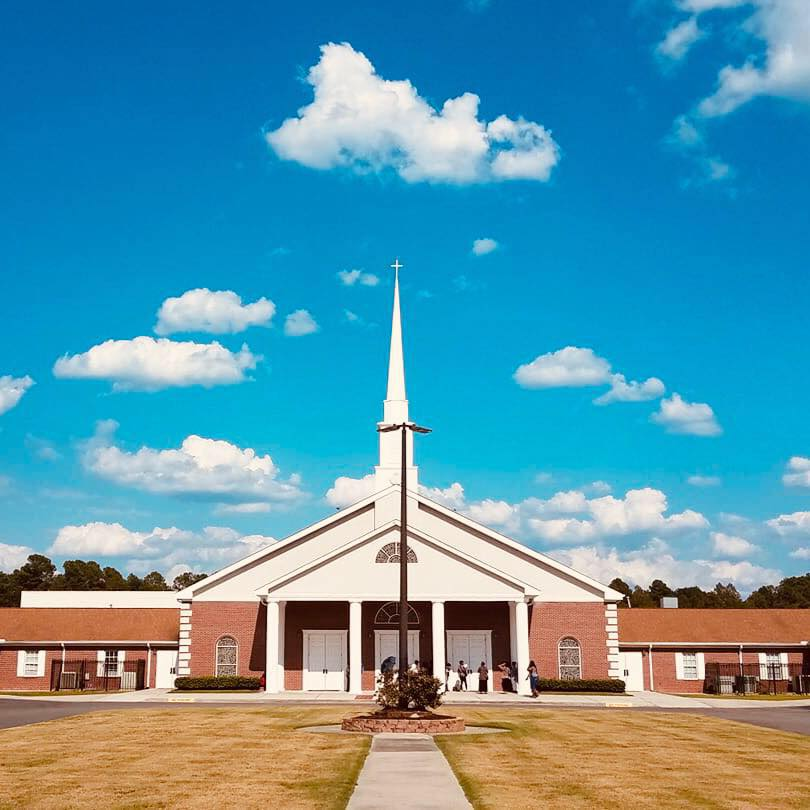 Good Shepherd Baptist Church Food Pantry