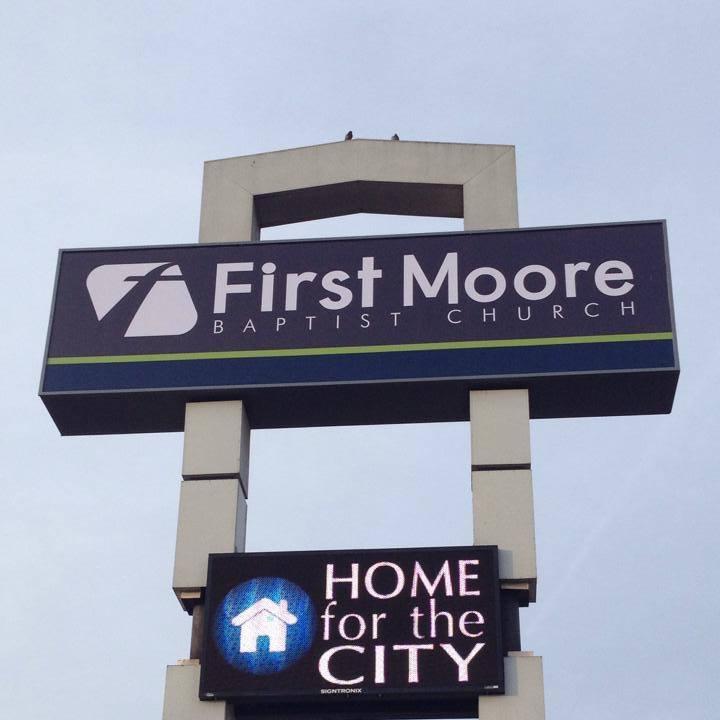 FirstMoore Baptist Church