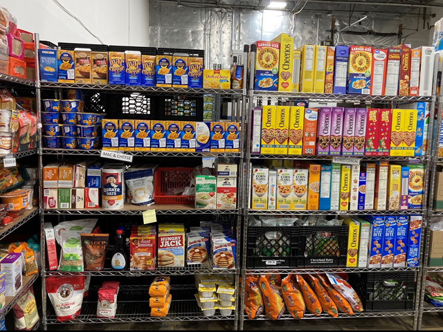 Carbon County Food Bank/Joliet Pantry