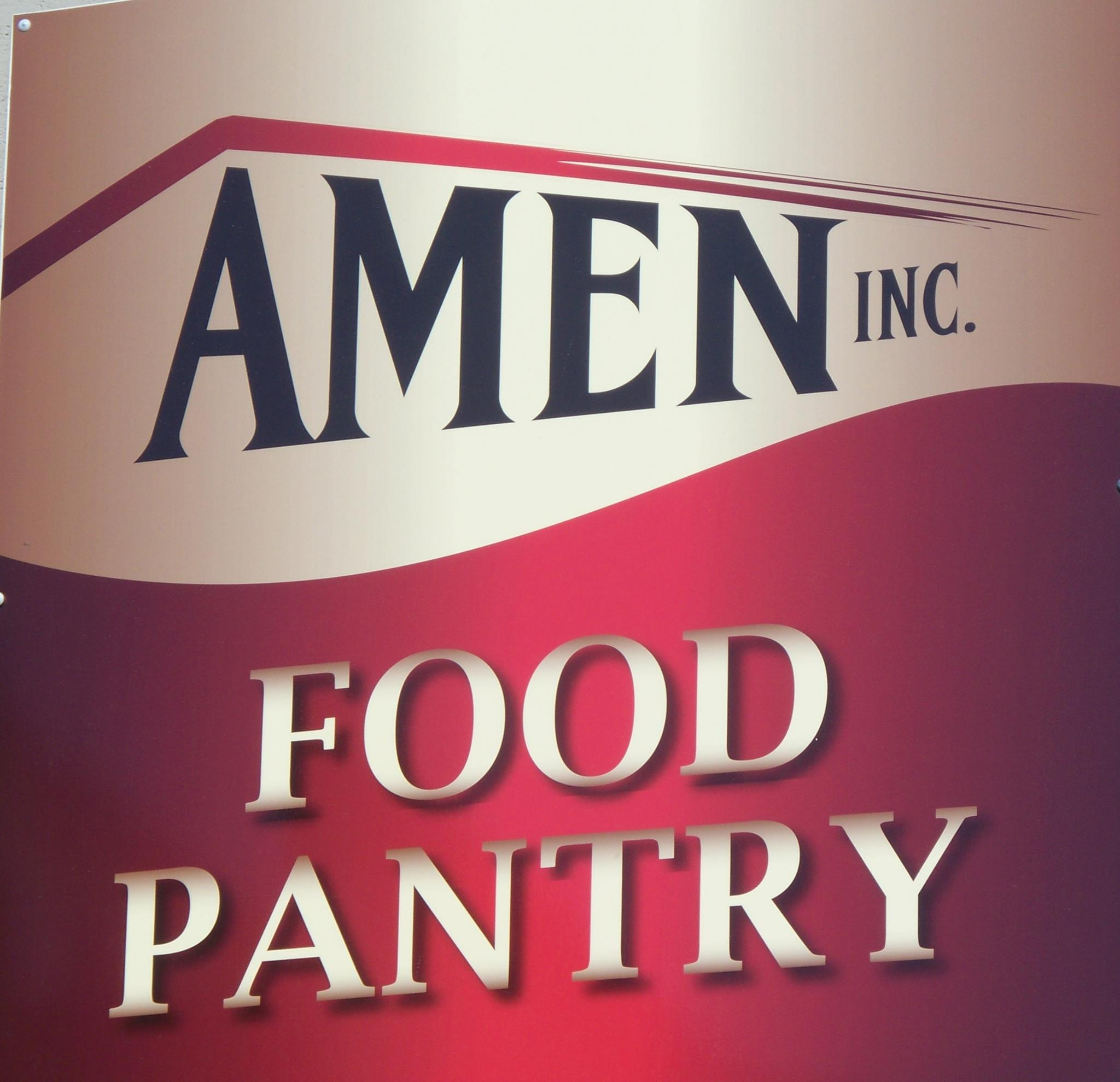 Amen Food Pantry