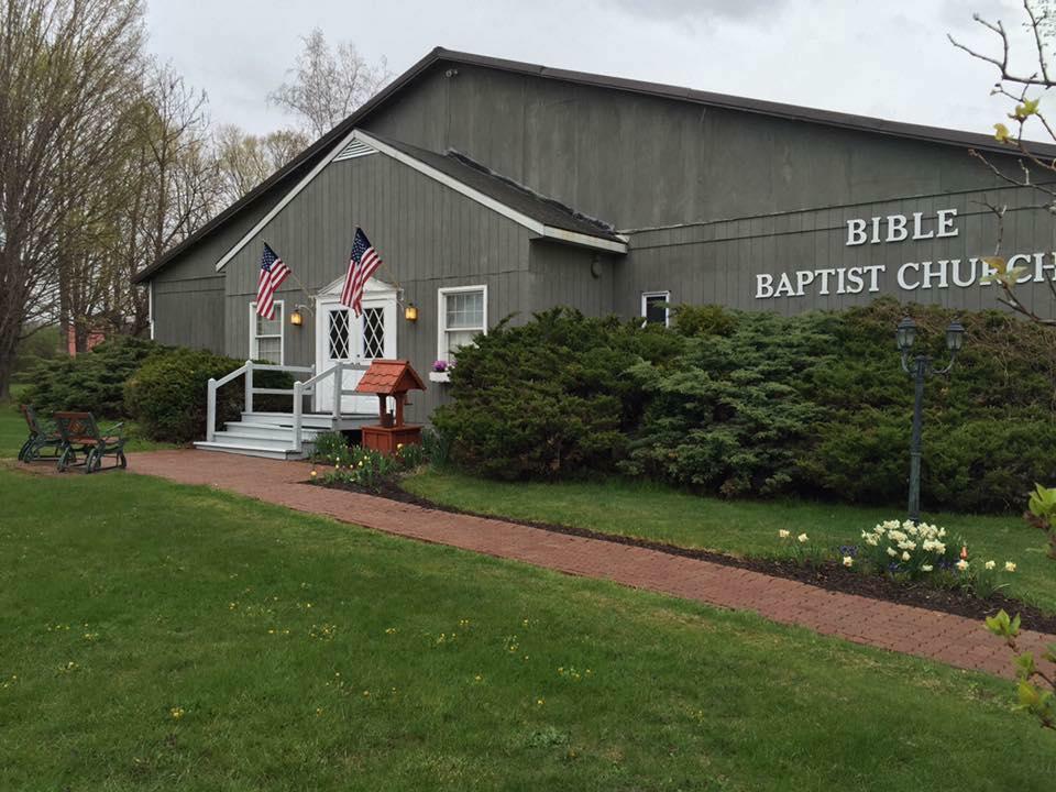 Bible Baptist Church of Bennington