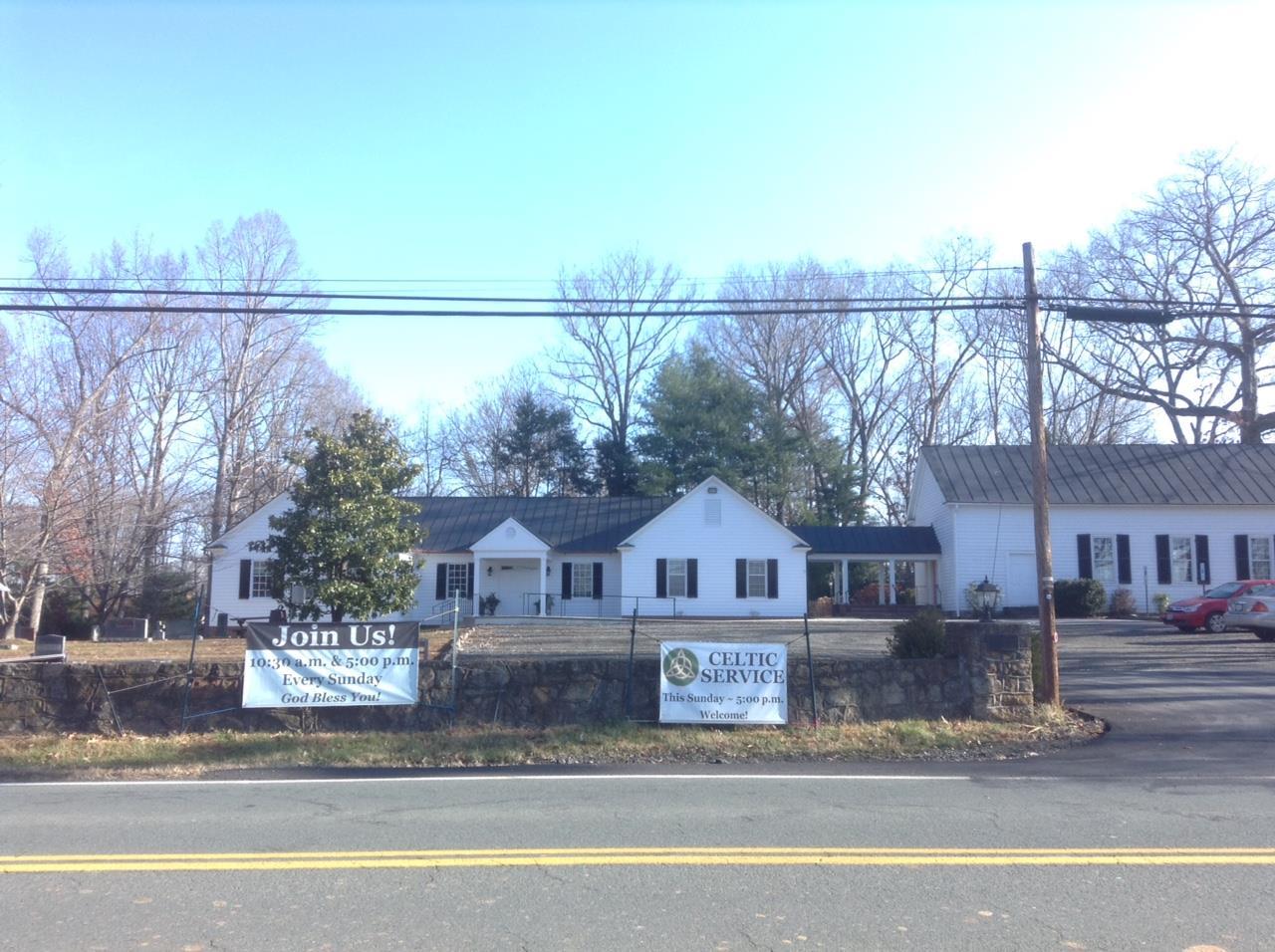 Buck Mountain Episcopal Church