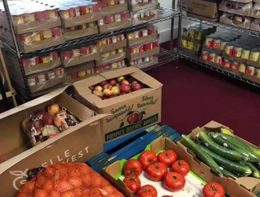BROC Community Food Shelf- Bennington