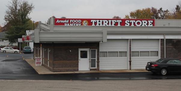 Arnold Food Pantry