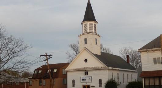 Anchor Baptist Church Pantry