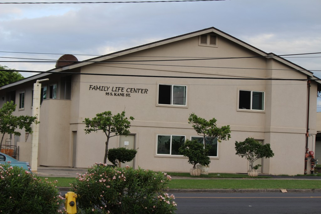 Family Life Center Food Pantry