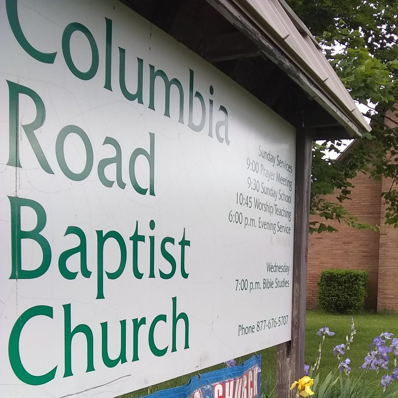 Columbia Road Baptist Church