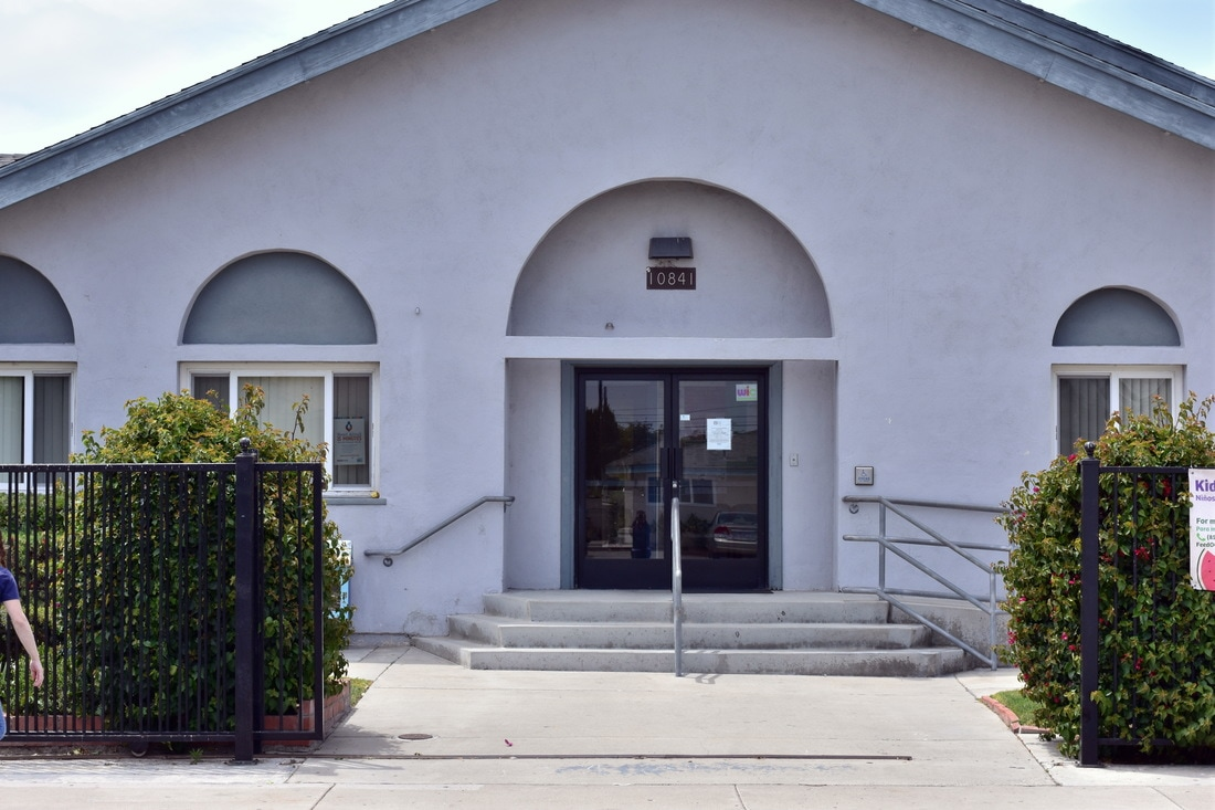 Anaheim Independencia - Family Resource Center