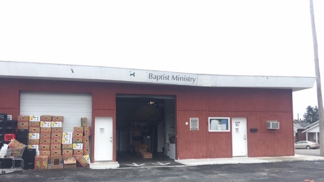 Baptist Food Ministry STL