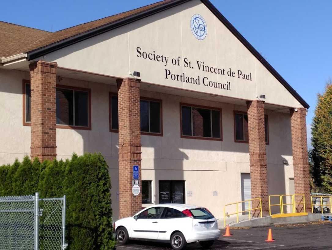 Society Of St Vincent De Paul Portland Council