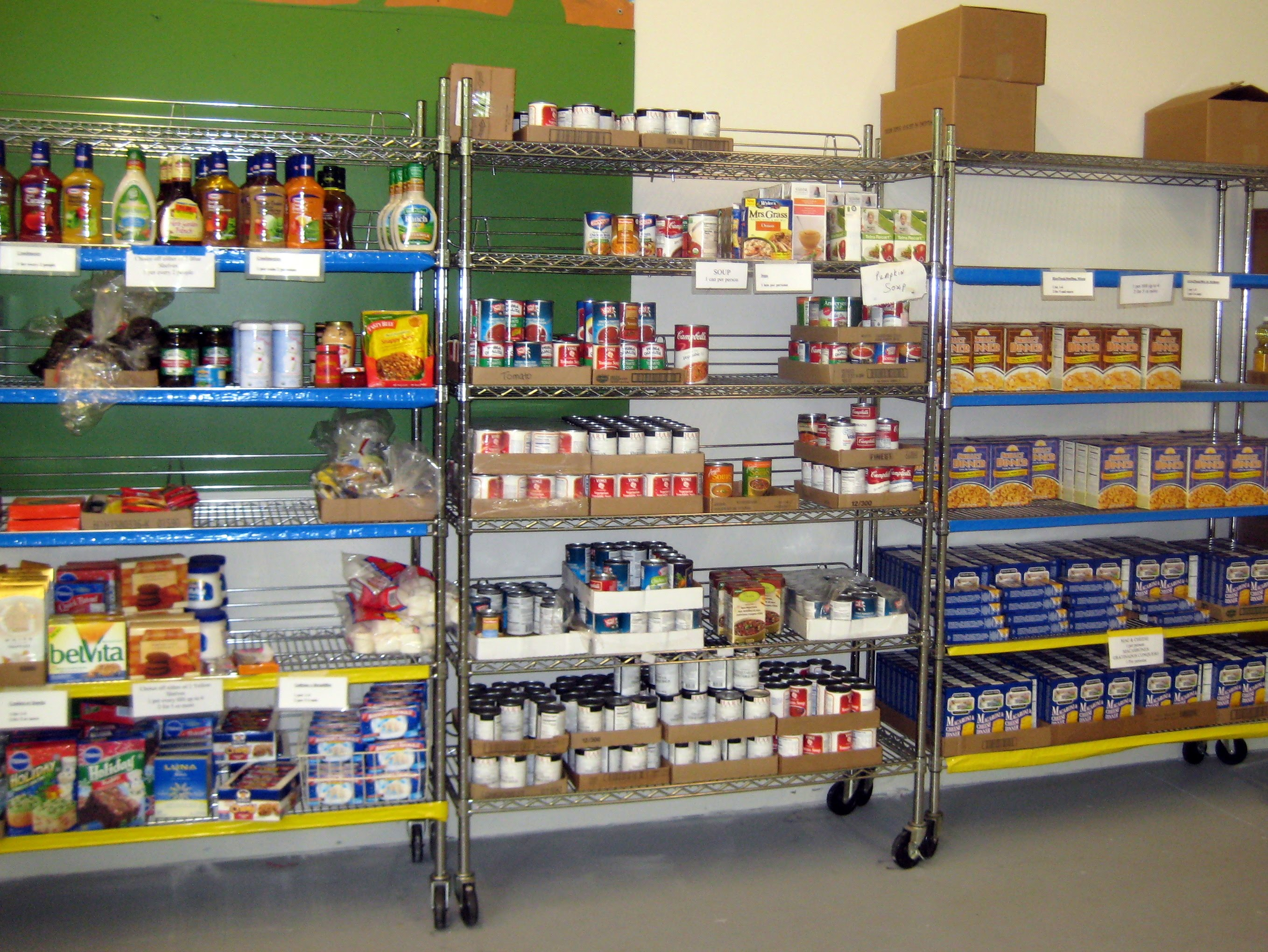 South Corvallis Food Bank