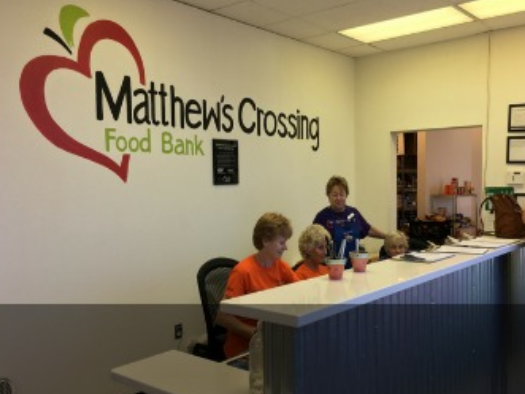 Matthew's Crossing Food Bank
