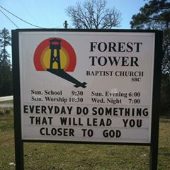 Forest Tower Baptist Church