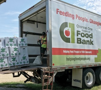 Channel One Food Bank and Food Shelf