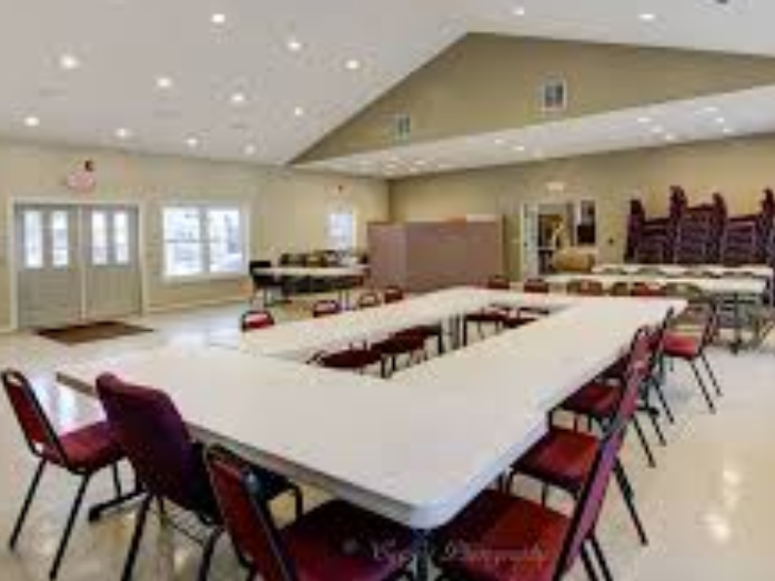 First Christian Church – The Dining Room