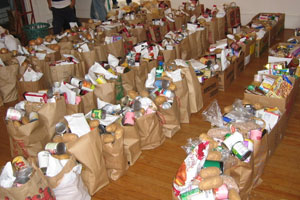 Zebulon United Methodist Church Food Pantry